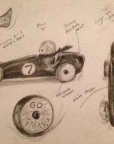 car-sketch