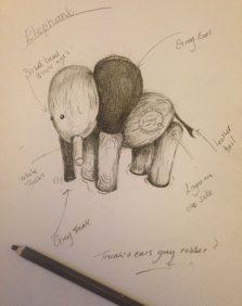 elephant-sketch