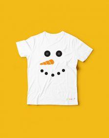 snowman-t-shirt